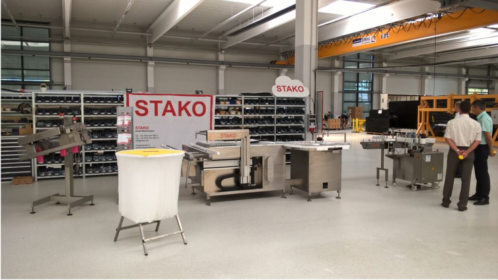 STAKO bei R.WEISS an den Packaging Valley Days