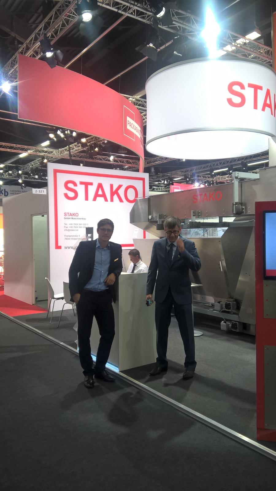 Treffen Sie STAKO auf der Fachpack 2018 in Nürnberg